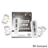 funcare® Digital Tens – Aching Muscles Massager (White)